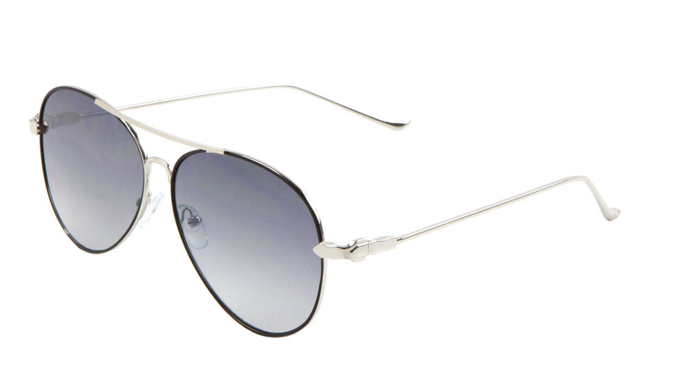 AV-1472 - Fashion Aviators Wholesale Bulk Sunglasses