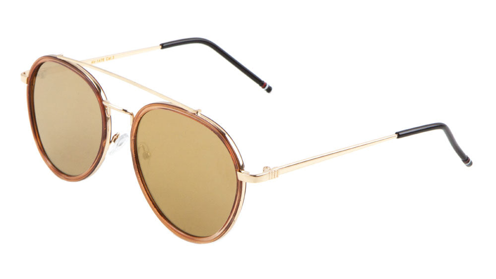 Fashion Aviators Wholesale Bulk Sunglasses