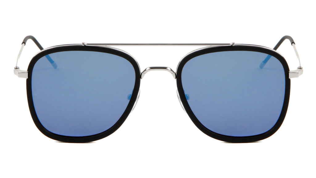 Squared Aviators Wholesale Bulk Sunglasses