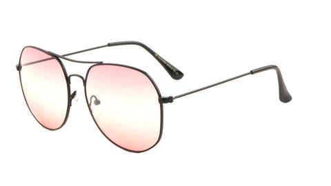 AV-1613-TOC - Triple Oceanic Color Lens Aviators Wholesale Sunglasses