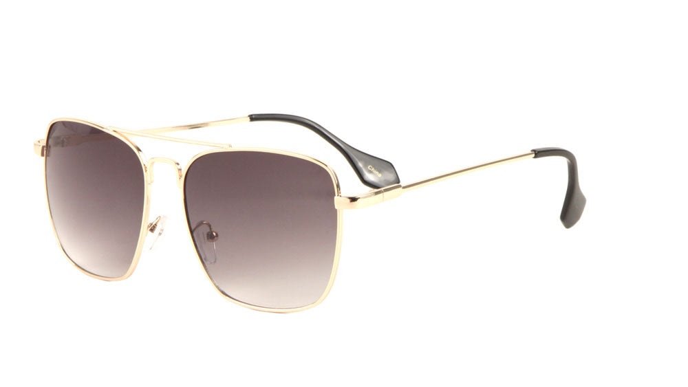 Squared Aviators Sunglasses Wholesale