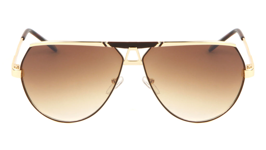 Deco Fashion Aviators Sunglasses Wholesale