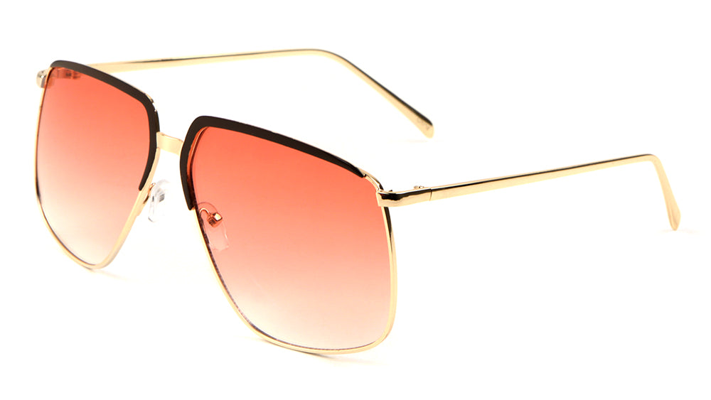 Accented Butterfly Sunglasses Wholesale