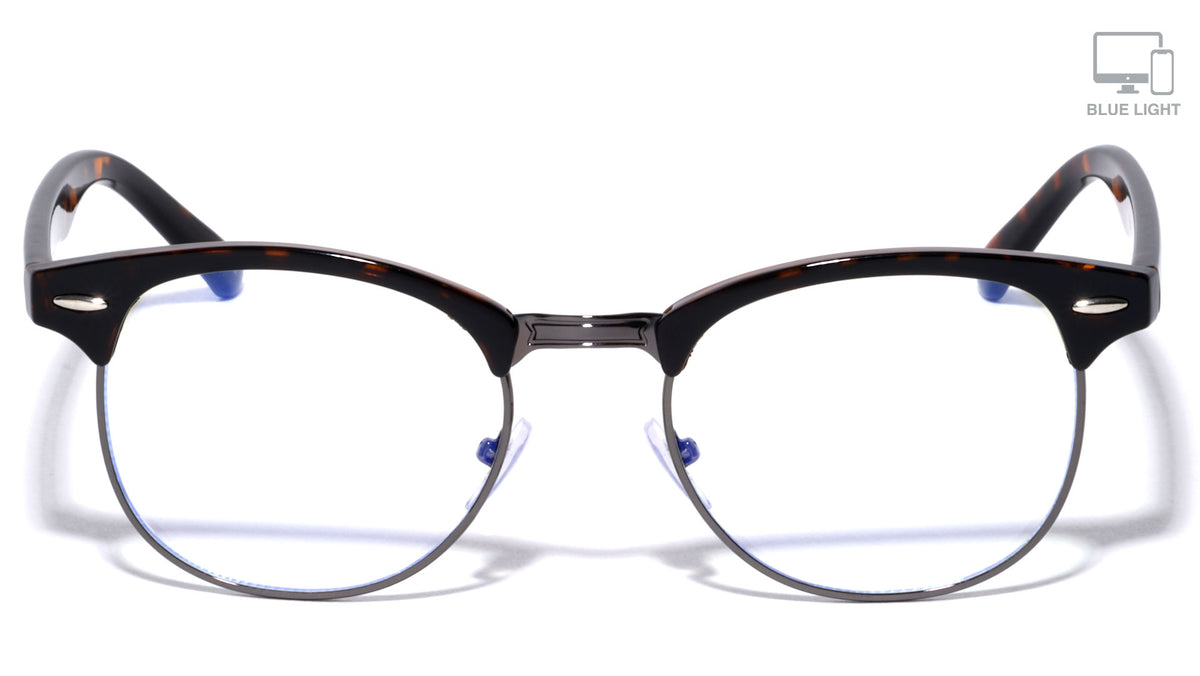 Blue Light Blocking Demi Club Wholesale Glasses