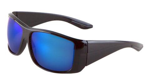 BP0066-CM - Sport Color Mirror Wholesale Bulk Sunglasses
