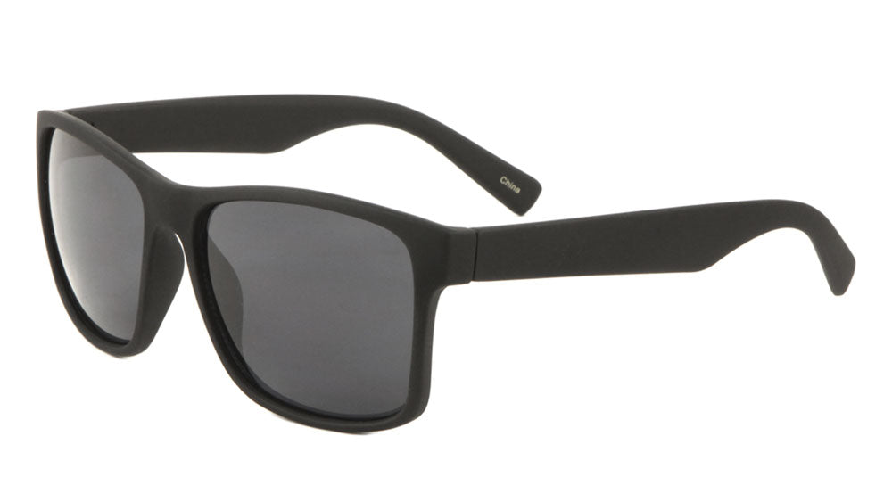 Black Classic Soft Coat Sunglasses Wholesale