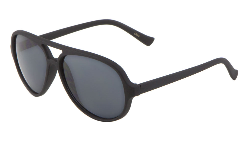 Soft Coat Aviators Wholesale Bulk Sunglasses