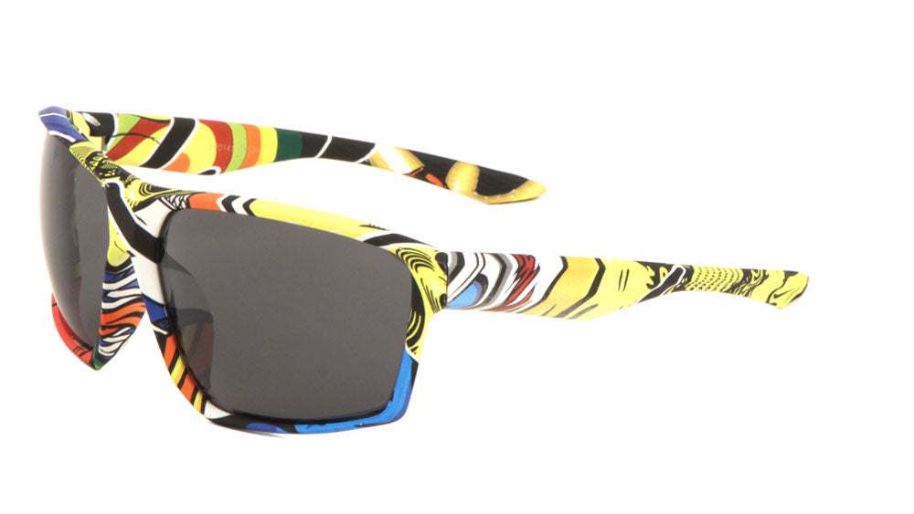 Street Art Graffiti Classic Sunglasses Wholesale