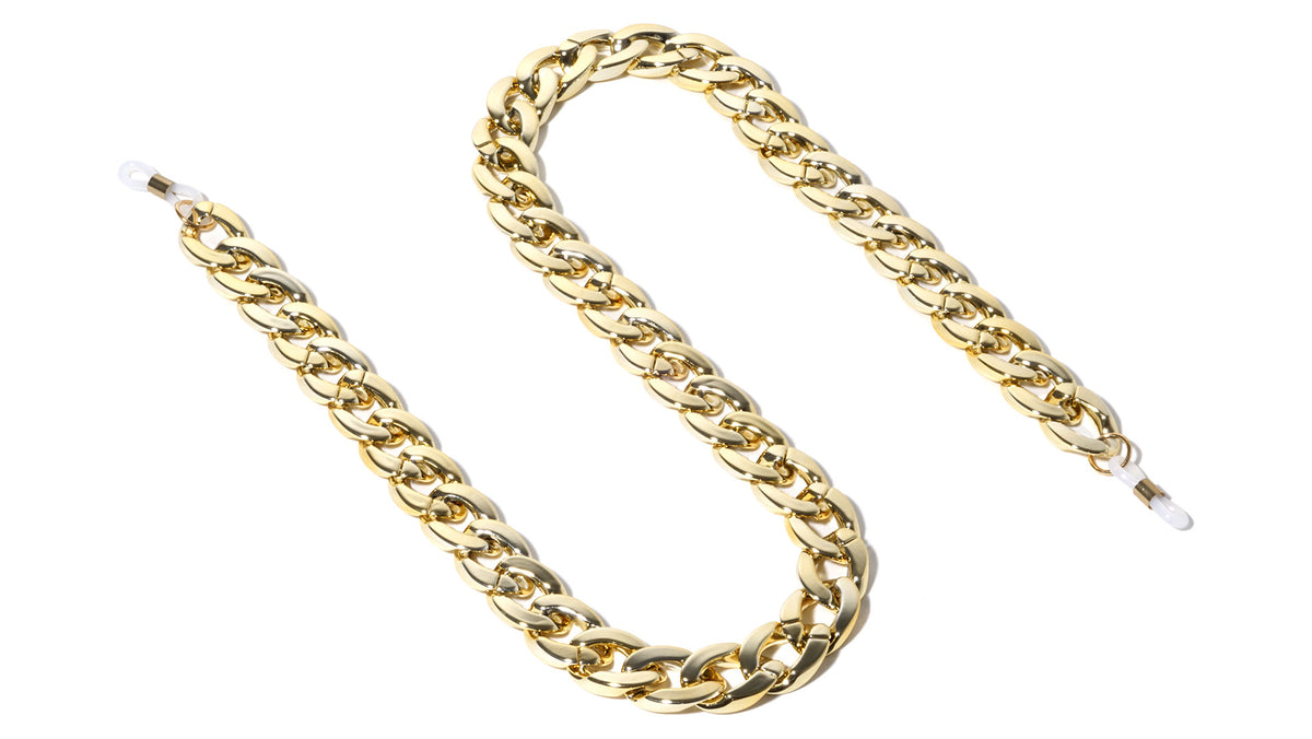 Gold Thick Chain Wholesale Accessories