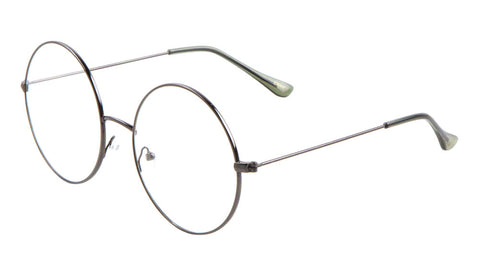 CLR-1495 - Round Clear Lens Wholesale Bulk Glasses