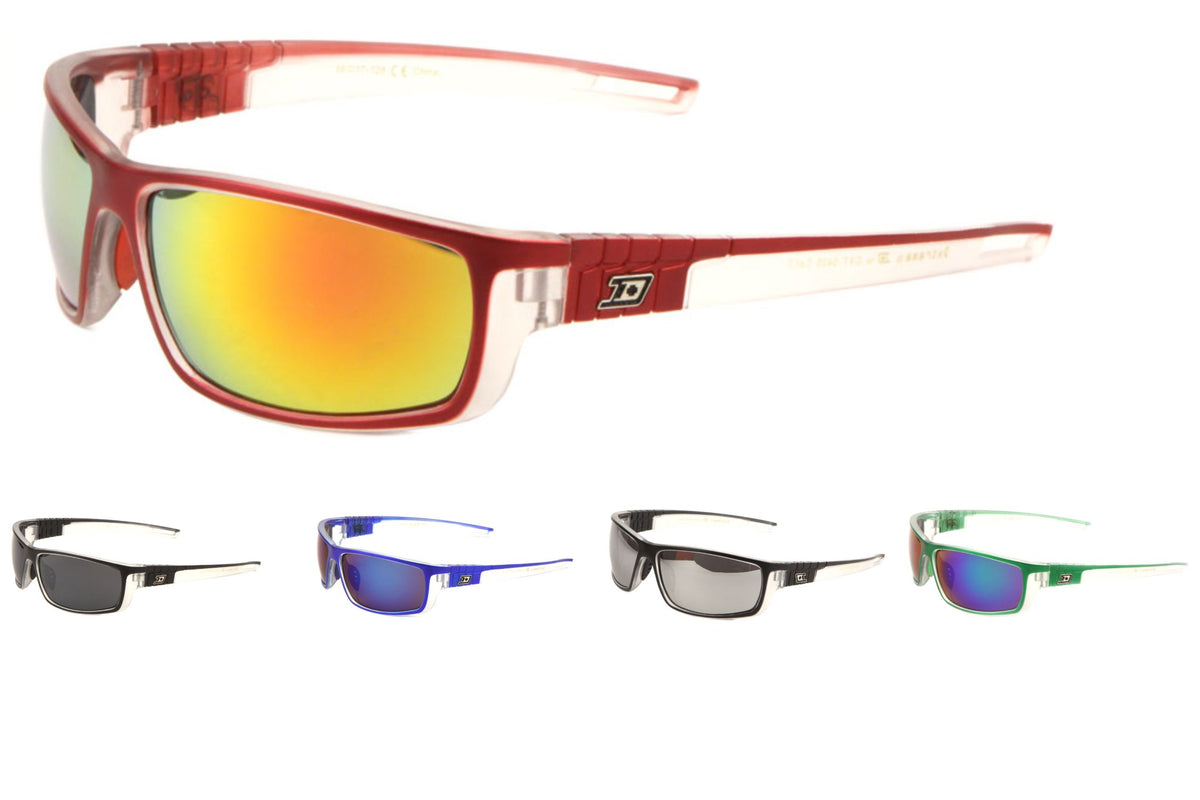 DXTREME Sports Wrap Sunglasses Wholesale