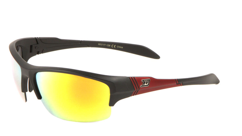 DXTREME Sports Semi-Rimless Sunglasses Wholesale