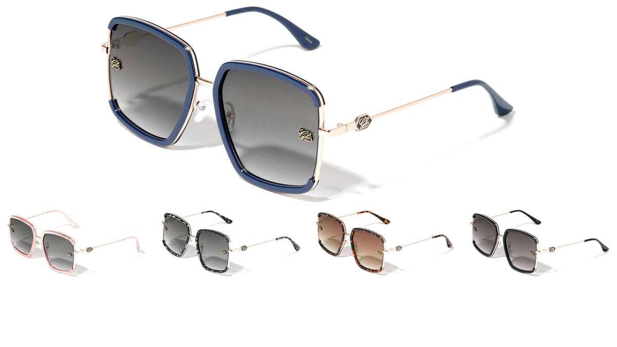 GLO Butterfly Wholesale Sunglasses