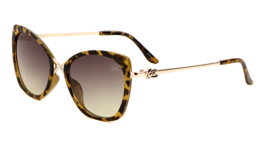 GLO X Bridge Cat Eye Wholesale Sunglasses