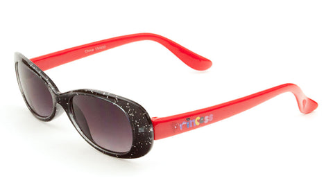 K759 - Kids Thin Oval Princess Wholesale Bulk Sunglasses