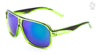 Kids Color Mirror Aviators Sunglasses