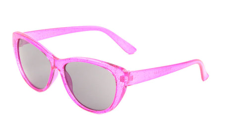 K806 - Kids Crystal Glitter Cat Eye Fashion Wholesale Sunglasses