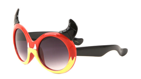 K816 - Monster Kids Wholesale Sunglasses