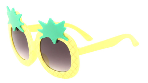 K821 - Kids Pineapple Wholesale Bulk Sunglasses