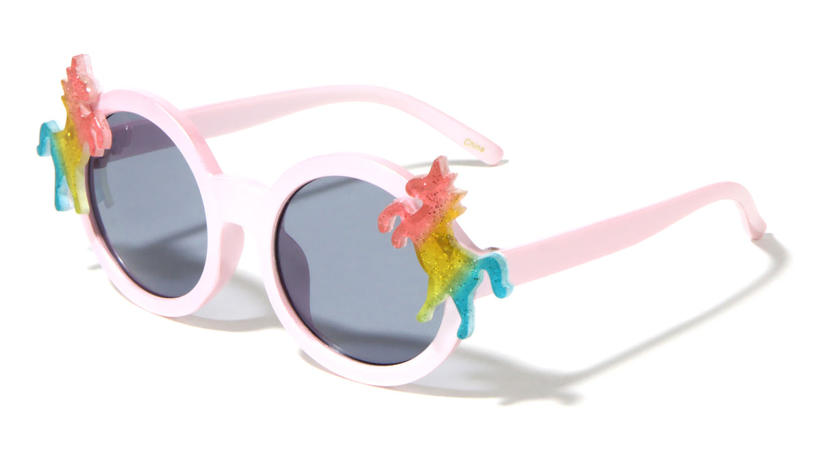 Kids Unicorn Fashion Wholesale Sunglasses