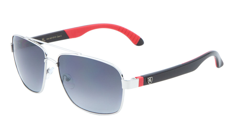 KHAN Square Aviators Wholesale Sunglasses