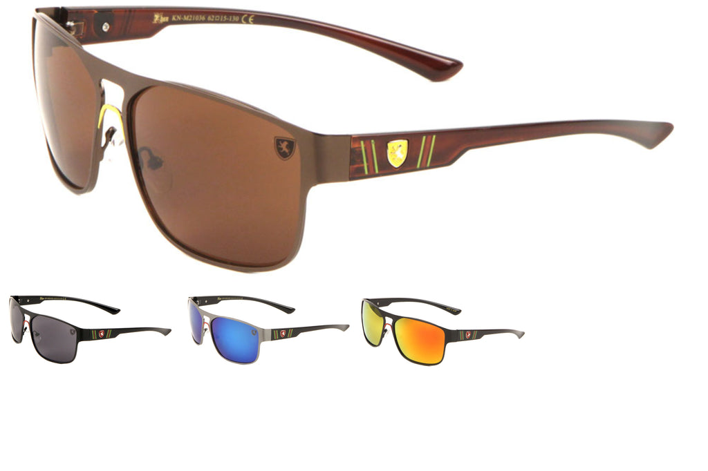KHAN Wholesale Classic Fashion Sunglasses