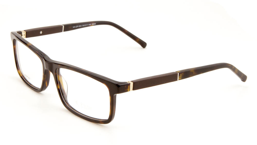 KN-OP-003-DEMI - KHAN Rx Optical Frame Demi
