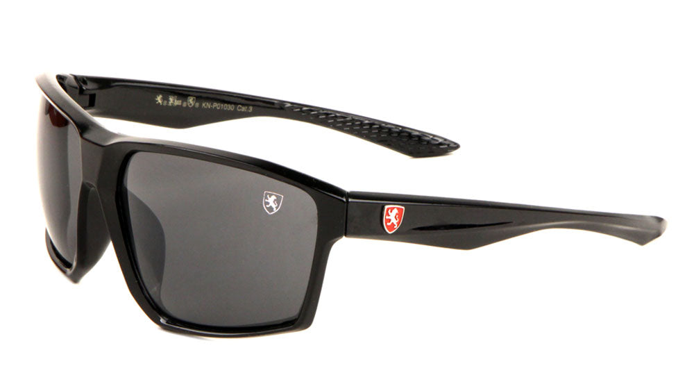 KHAN Crosshatch Sports Sunglasses Wholesale