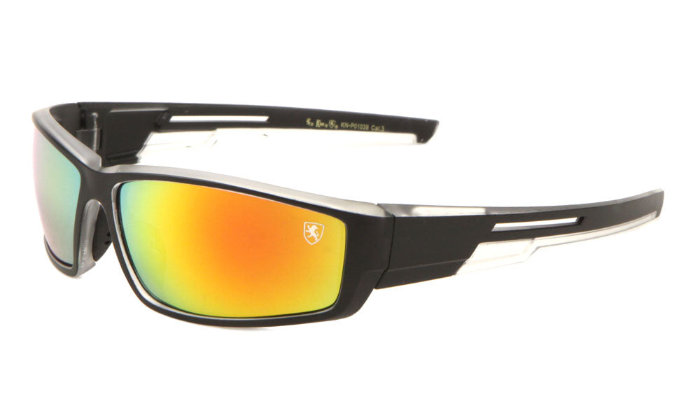KHAN Sports Wrap Sunglasses Wholesale