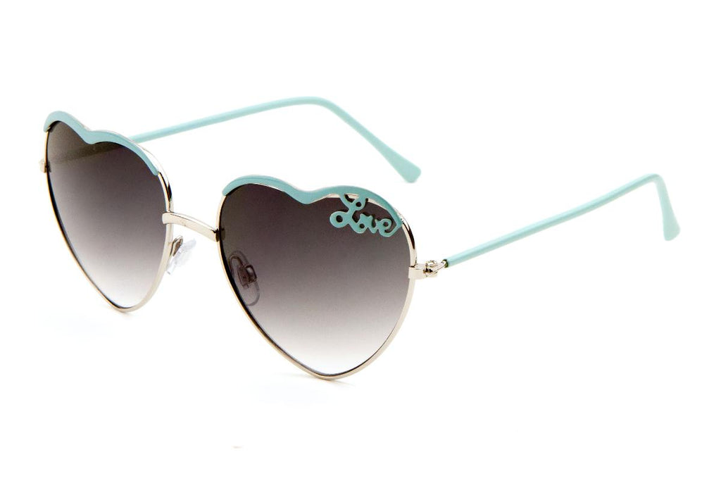 Love Heart Wholesale Bulk Sunglasses