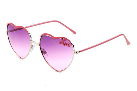 M10048-HEART - Love Heart Wholesale Bulk Sunglasses