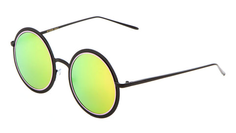 M10208 - Round Wholesale Bulk Sunglasses