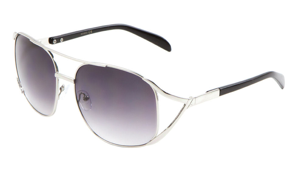 Aviators Cut Out Wholesale Bulk Sunglasses
