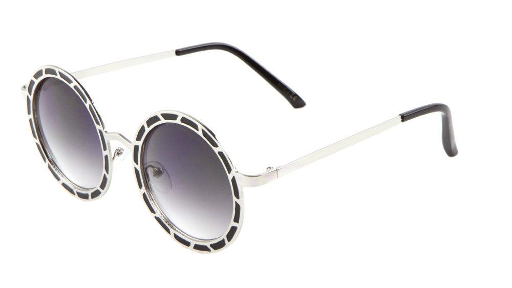 M10234 - Round Wholesale Bulk Sunglasses