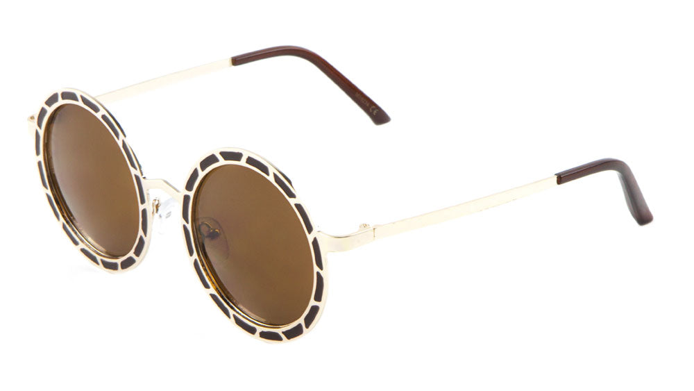 Round Wholesale Bulk Sunglasses