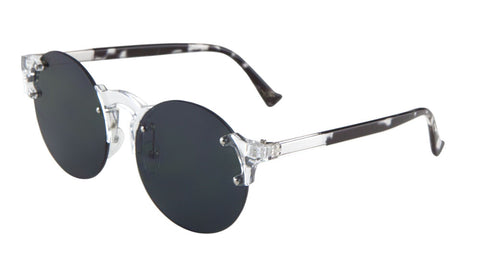 Rimless Retro Wholesale Sunglasses