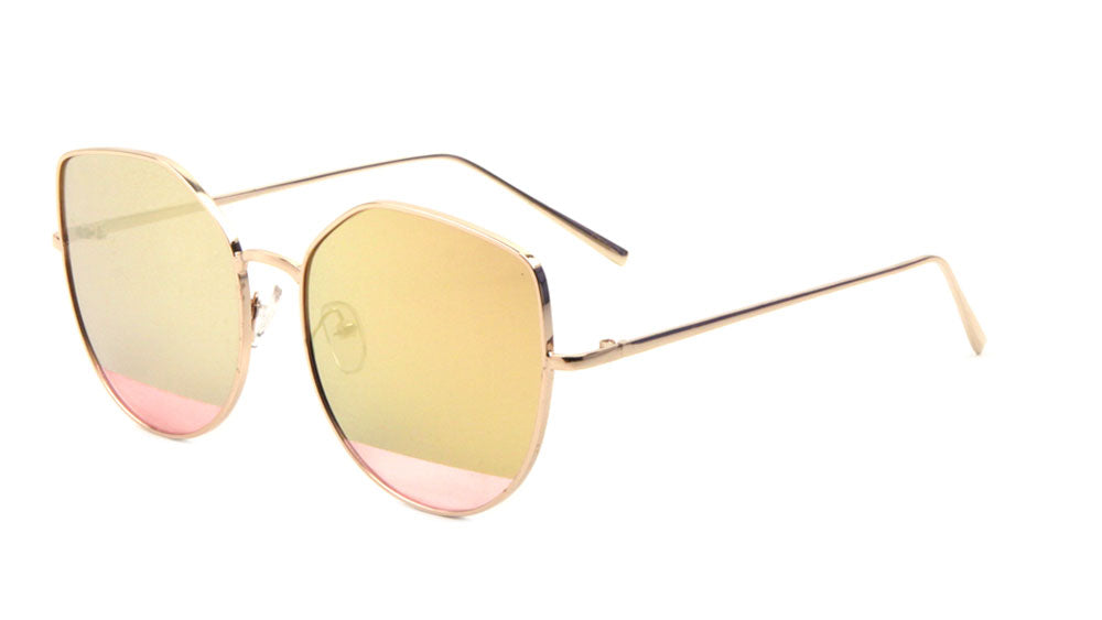 Frosted Cat Eye Wholesale Sunglasses