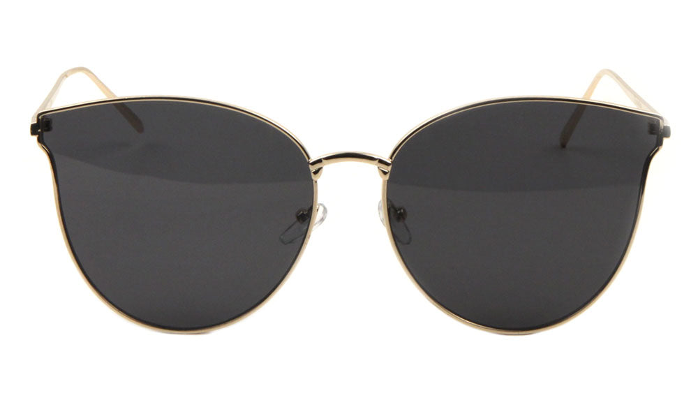 Retro Color Mirror Lens Fashion Wholesale Sunglasses