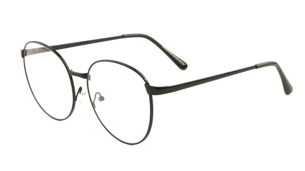 Thick Nose Butterfly Clear Lens Wholesale Bulk Glasses