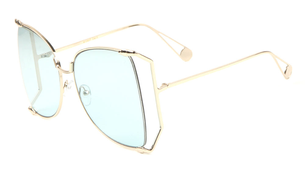 Cut Out Butterfly Fashion Sunglasses Wholesale