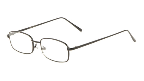 Thin Rectangle Clear Lens Bulk Wholesale Glasses
