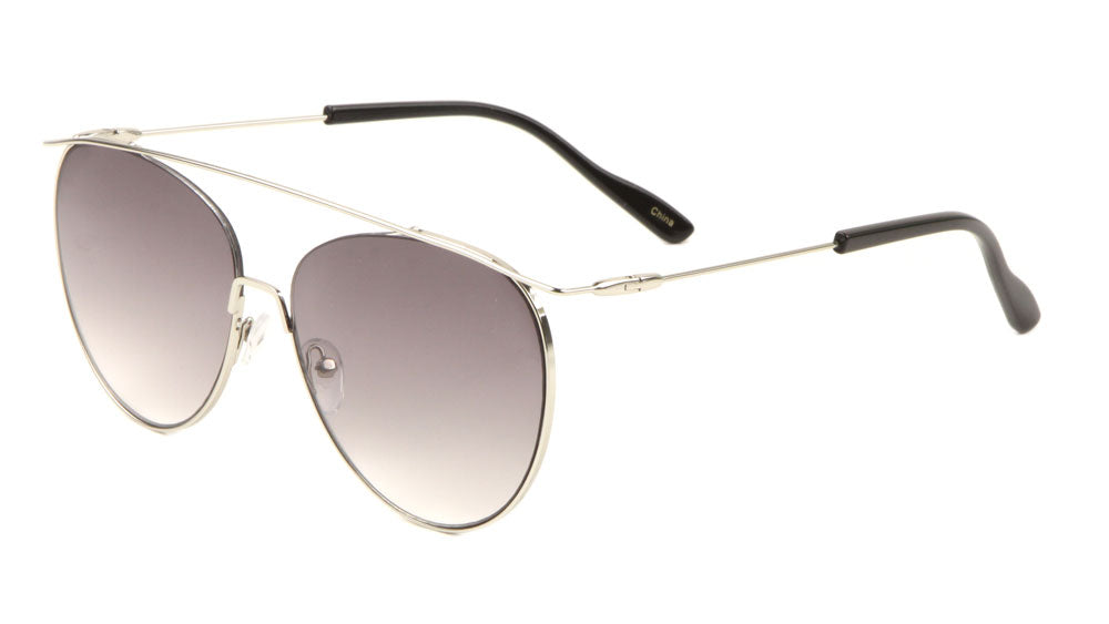 Thin Frame Aviators Sunglasses Wholesale
