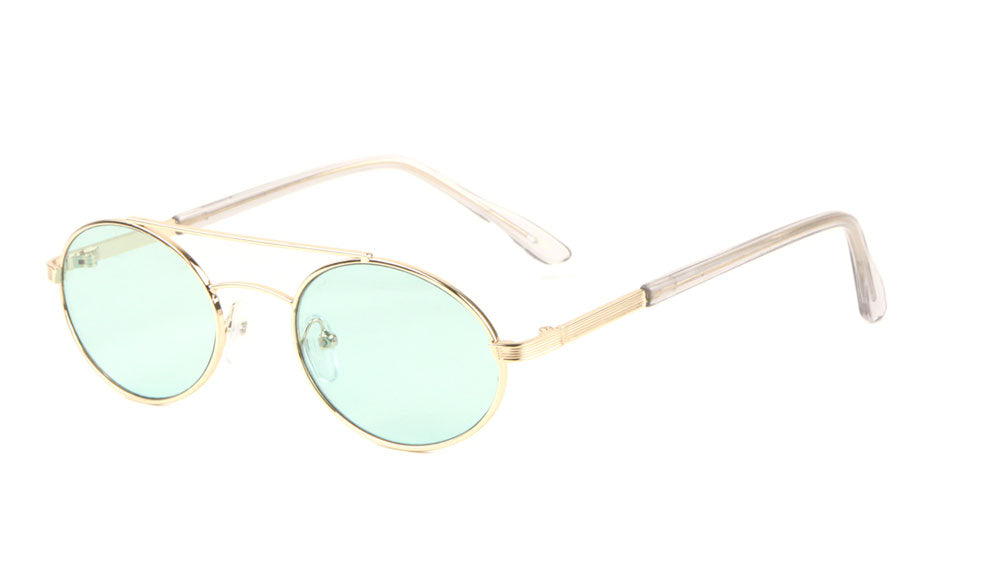 Aviator Round Color Fashion Sunglasses Wholesale