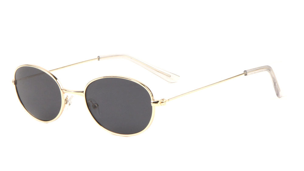 Small Round Color Sunglasses Wholesale