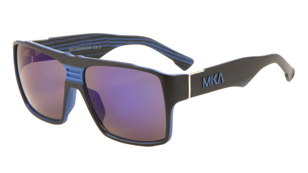MICA Classic Color Mirror Wholesale Sunglasses