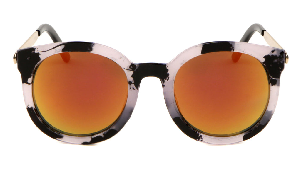 Retro Flat Lens Wholesale Bulk Sunglasses