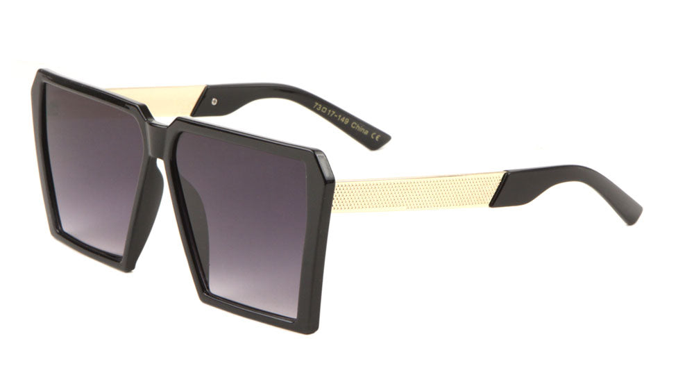 Square Fashion Sunglasses Wholesale