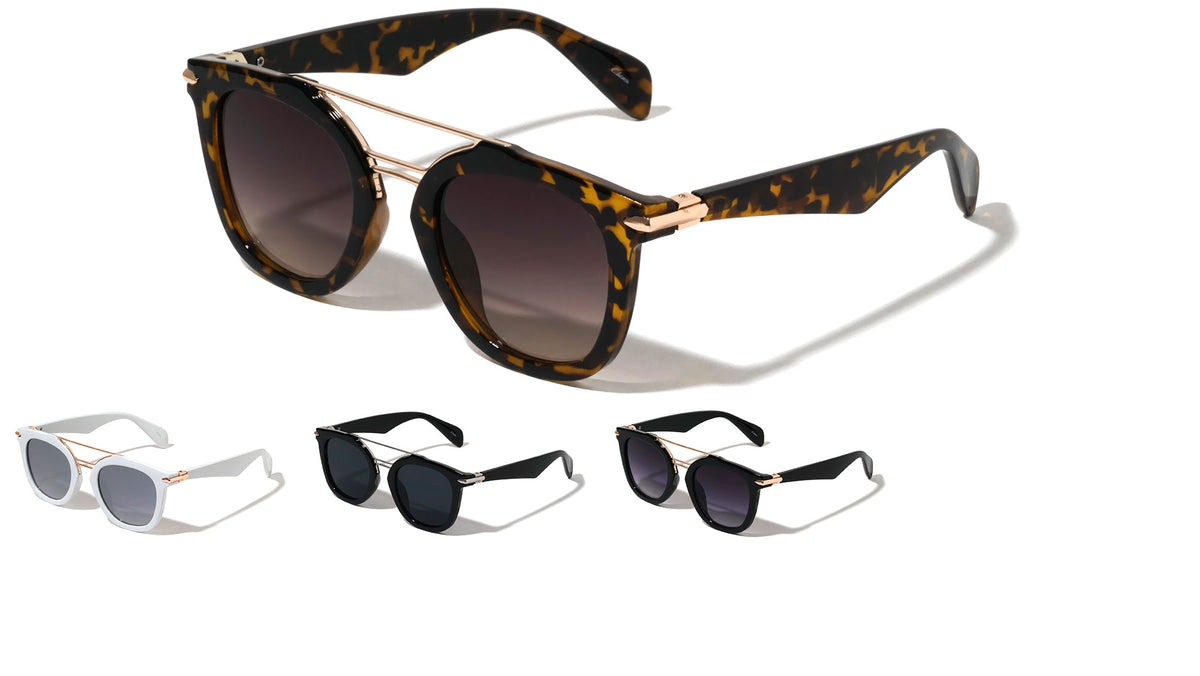 Fashion Cat Eye Aviators Sunglasses Wholesale