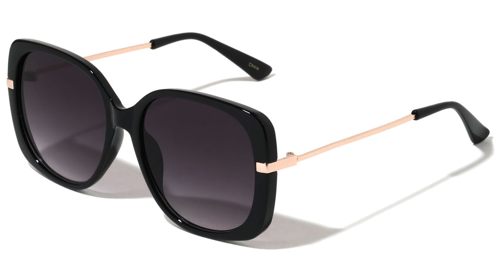 Thick Rim Butterfly Wholesale Sunglasses