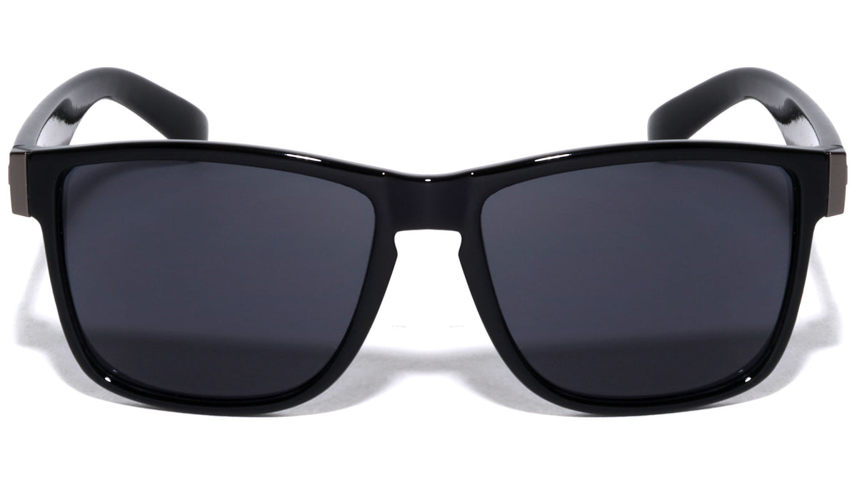 Rectangle Sports Wholesale Sunglasses